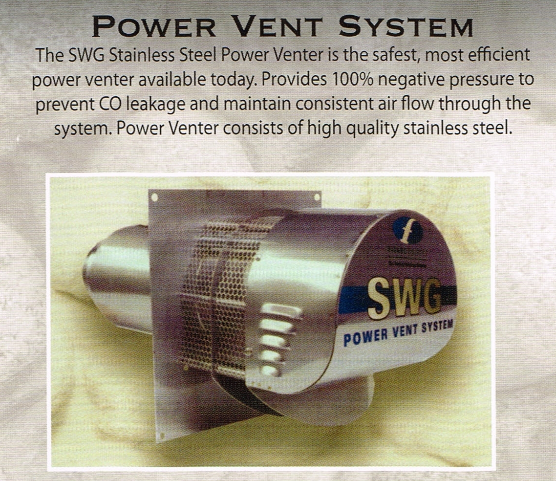 Power Vent System M Amp M Coal And Stoves